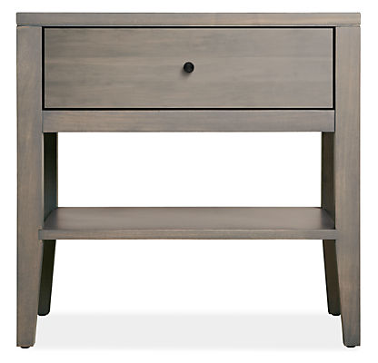 Calvin 26w 18d 25h One-Drawer Nightstand