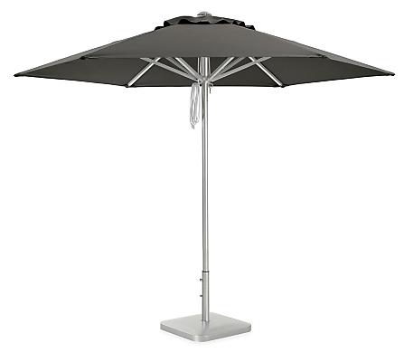 "Pacifica 10'6"" Round Patio Umbrella with Base"