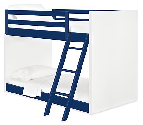 Moda Twin Over Twin Mini Bunk Bed