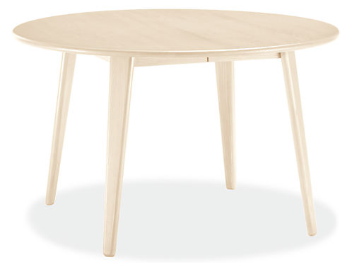 Lowell 48 diam 29h Round Extension Table