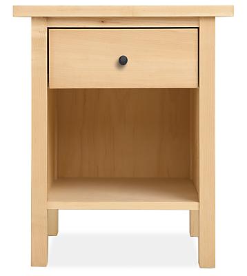Sherwood 21w 19d 25h One-Drawer Nightstand