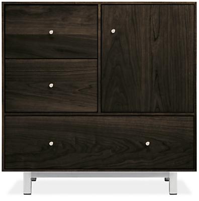 Hudson 24w 12d 24h Storage Cabinet with Steel Base
