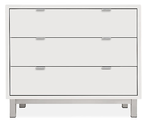 Copenhagen 36w 20d 30h Three-Drawer Dresser