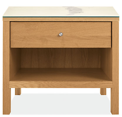 Emerson 26w 20d 22h One-Drawer Nightstand