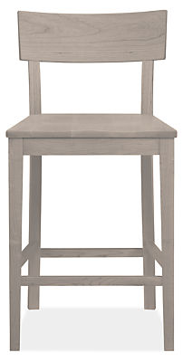 Doyle Counter Stool with Wood Seat