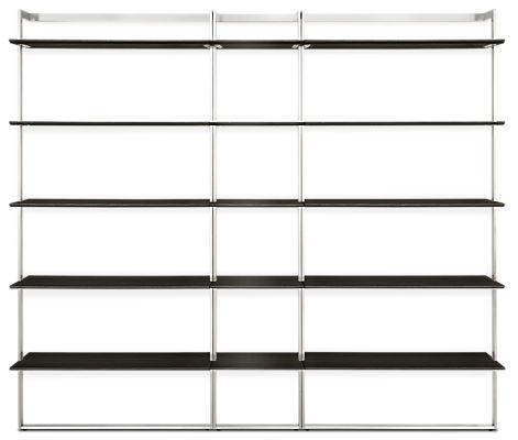 Beam 88w 12d 78h Bookcase Wall Unit