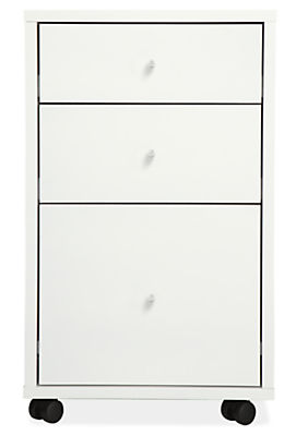 Sequel 16w 20d 26h Rolling File Cabinet