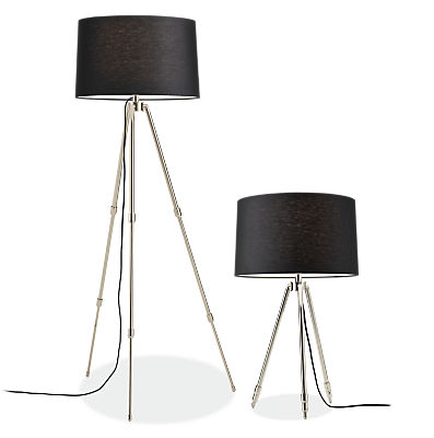 Madeline Adjustable Height Floor/Table Lamp