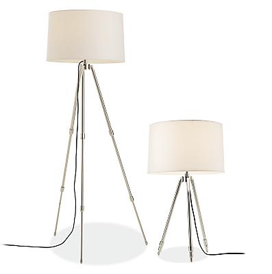 Madeline Adjustable Height Floor/Table Lamp