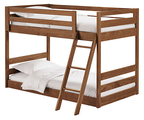 Waverly Twin Over Twin Mini Bunk Bed