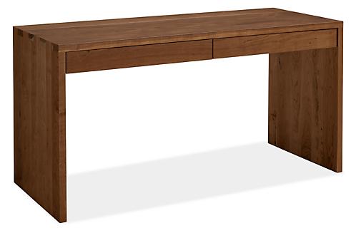 Rowan Desk - Modern Desks & Tables - Modern Office Furniture - Room & Board