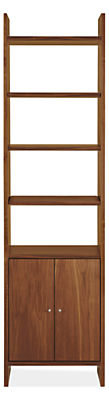 Addison 23w 15d 84h Two-Door Bookcase