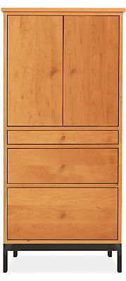 Linear 26w 20d 56h Office Armoire