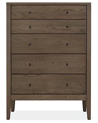 Calvin 36w 18d 49h Five-Drawer Dresser