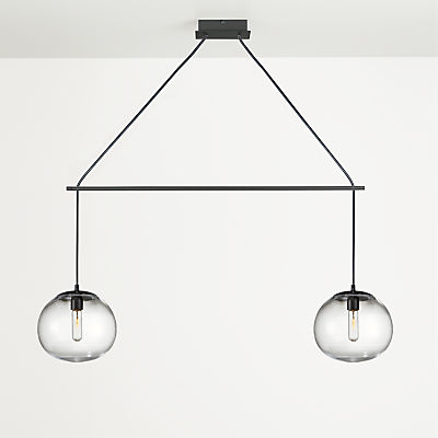 Howard Double Pendant Fixture