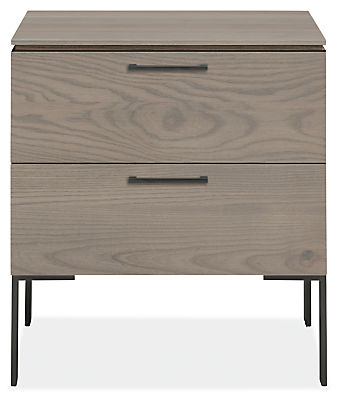 Kenwood 20w 20d 22h Two-Drawer Nightstand