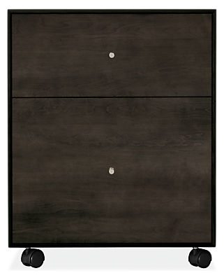 Hudson Office Rolling File Cabinets Modern Storage Furniture Room Board