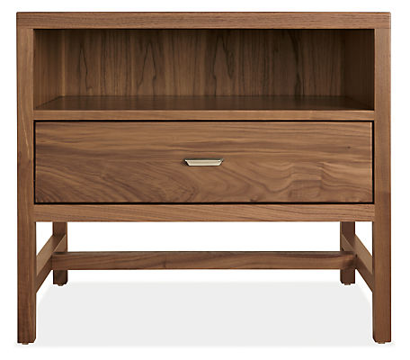 Berkeley 28w 19d 25h One-Drawer Nightstand