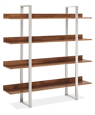 Elton Modern Bookcase Bookcases Shelves Office Furniture Room Board