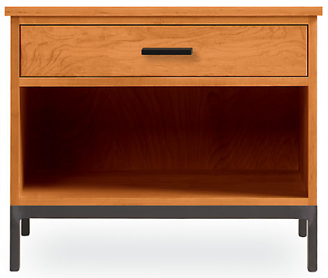 Linear 28w 20d 23h One-Drawer Nightstand