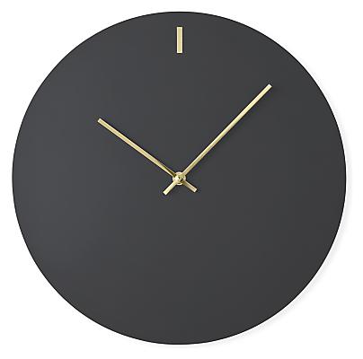 Tempo 16 diam Wall Clock