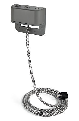 """Tully® Power & Charging Outlet with 2"""" Tail"""