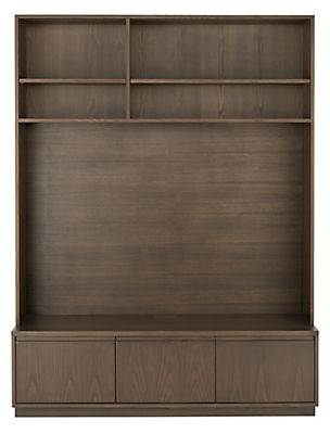 Keaton 60w 18d 80h Media Bookcase