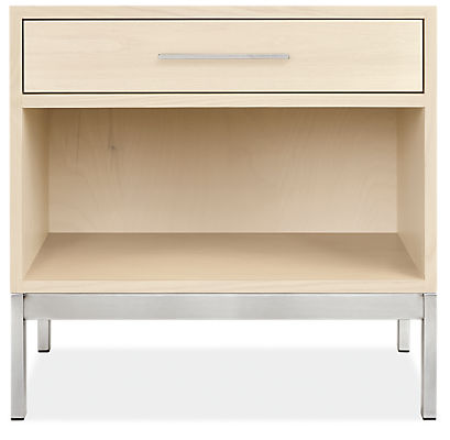 Alden 24w 20d 23h One-Drawer Nightstand