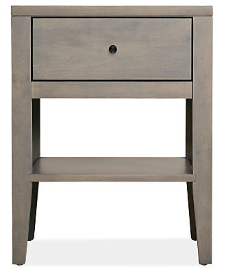 Calvin 19w 18d 25h One-Drawer Nightstand