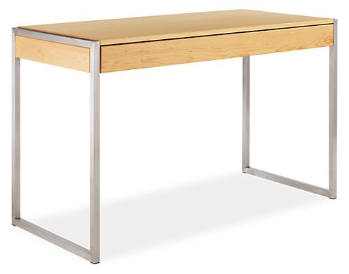 and bl nickel furniture image n category desk modern by jonathan alt table channing desks black adler polishednickel