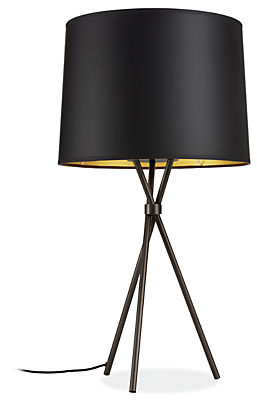 Tri-Plex Table Lamp