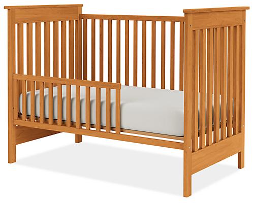 Nest Crib To Toddler Bed Modern Cribs Modern Kids Furniture