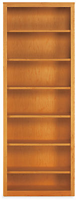 Woodwind 32w 12d 86h Bookcase