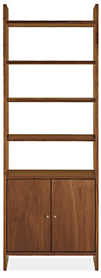Addison 30w 15d 84h Two-Door Bookcase