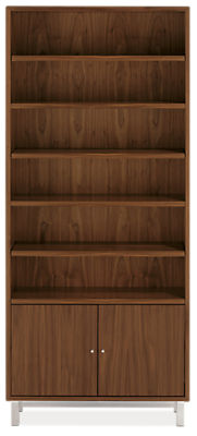 Copenhagen 36w 14d 82h Two-Door Bookcase