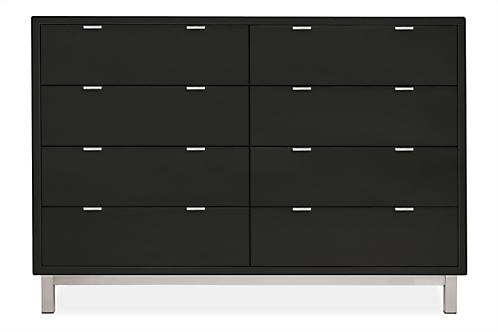 Copenhagen 55w 20d 38h Eight-Drawer Dresser