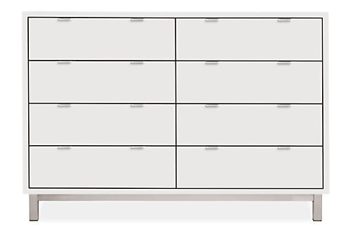 Copenhagen 55w 20d 38h Eight-Drawer Dresser