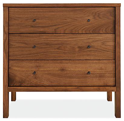Emerson 36w 18d 35h Three-Drawer Dresser
