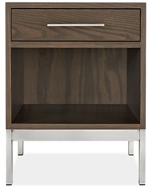 Alden 18w 18d 23h One-Drawer Nightstand
