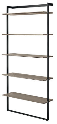 Beam 36w 12d 78h Bookcase