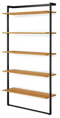 Beam 36w 12d 78h Bookcase