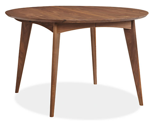 Ventura 48 diam 29h Round Extension Table