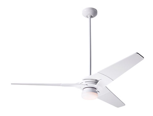 Torsion 52 diam Ceiling Fan with Light