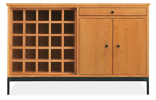 Linear 50w 20d 32h Bar Cabinet