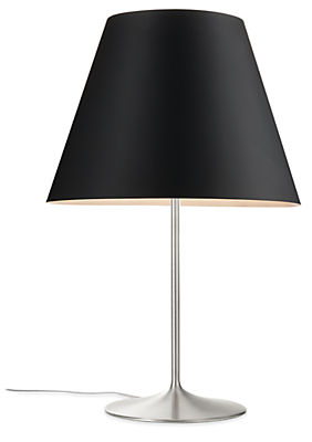 Soria Table Lamp with Tapered Steel Shade