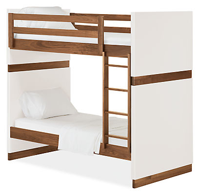 Moda Twin Over Twin Bunk Bed