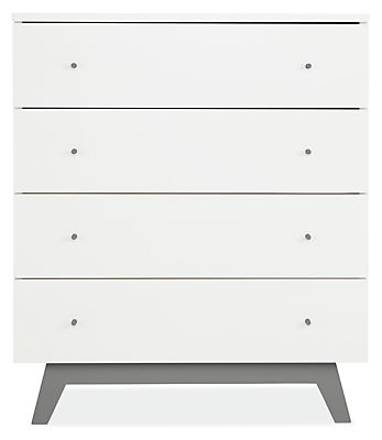 Flynn 33w 19d 38h Four-Drawer Dresser