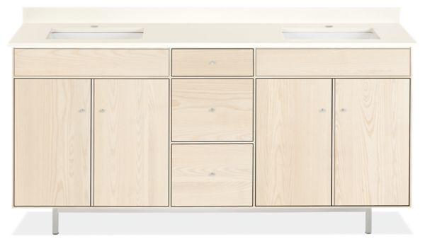 Hudson Bathroom Vanity Cabinets With Top Modern Bathroom Vanities