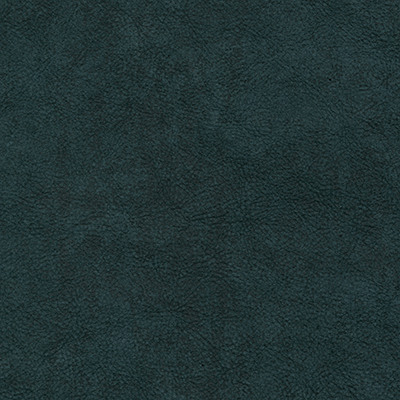 sorrento teal leather swatch