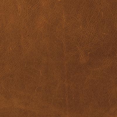 vento cognac leather swatch